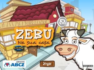 Zebu na sua casa